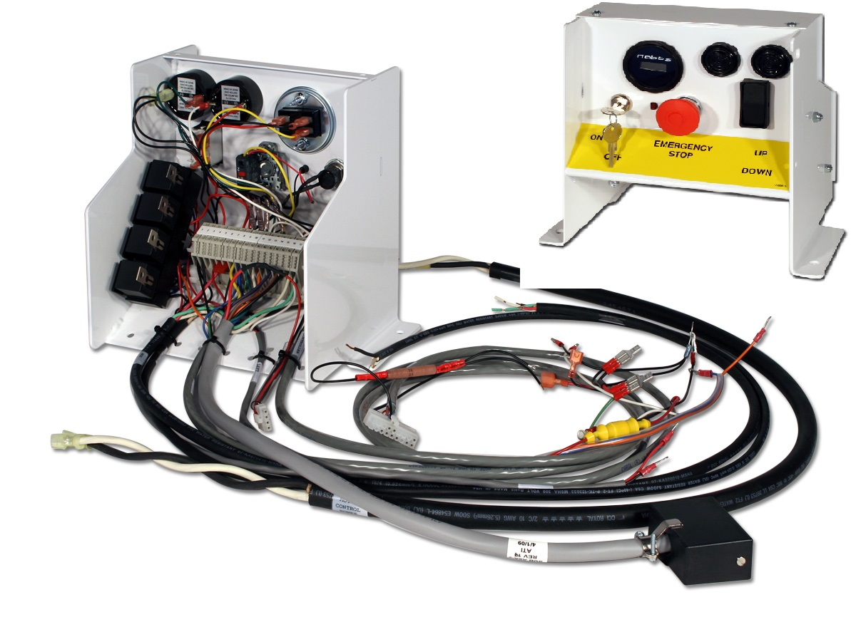 Custom Control Panel Assembly Solution | Arimon